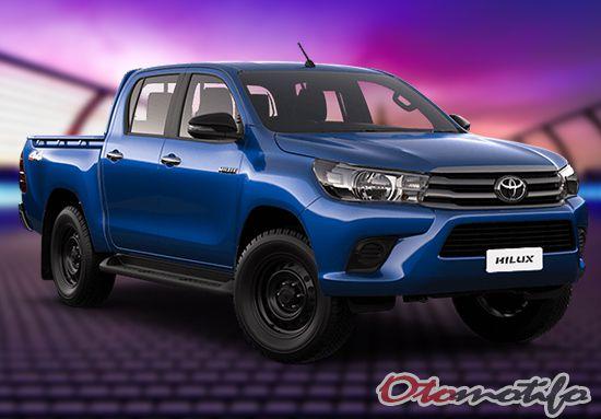 Gambar Mobil Toyota Hilux