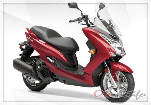 Gambar Yamaha S-Max