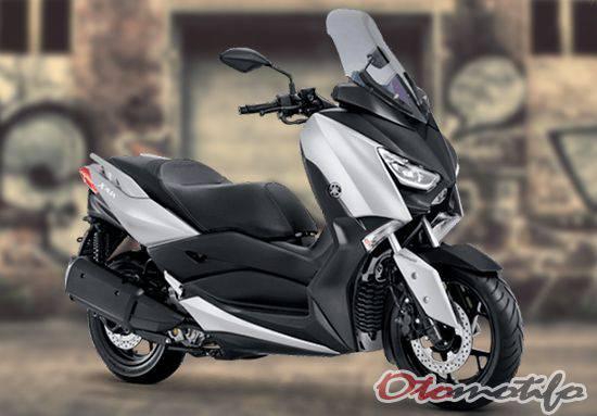 Gambar Yamaha XMAX 250cc