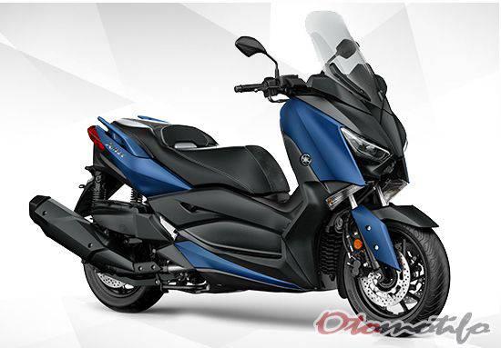 Gambar Yamaha XMAX 400