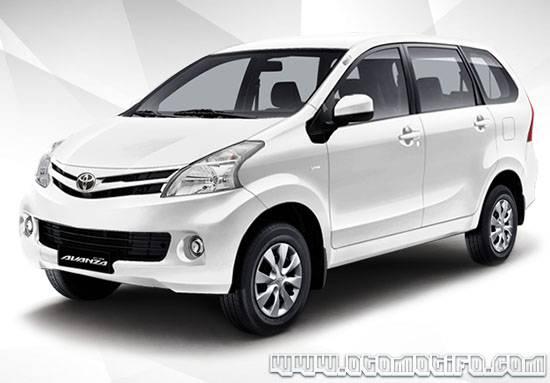 Harga Mobil Toyota Avanza Bekas