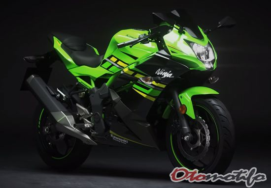 Harga Motor Kawasaki Ninja 125