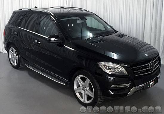 Mercedes-Benz ML500 Guard
