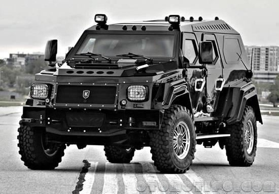 Mobil Anti Peluru Terbaik Di Dunia