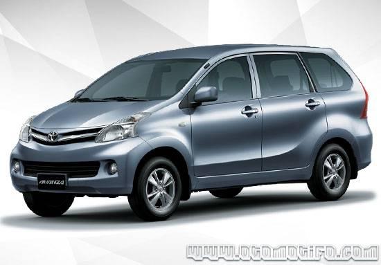 Mobil Toyota Avanza Bekas