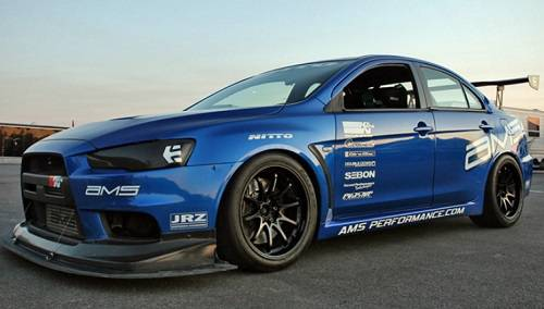Modifikasi Sedan Lancer Evolution