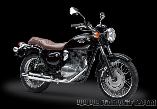 Motor Retro Kawasaki W250