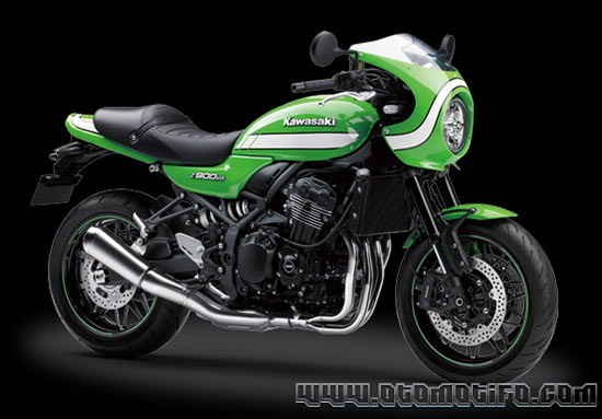 Motor Retro Kawasaki Z900RS Cafe