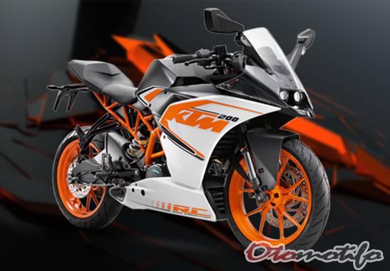 Performa KTM RC 200