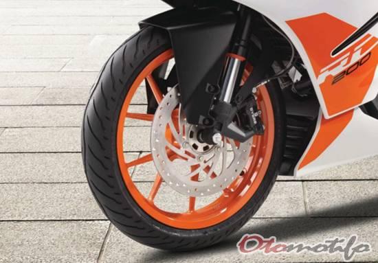 Sistem Pengereman KTM RC 200