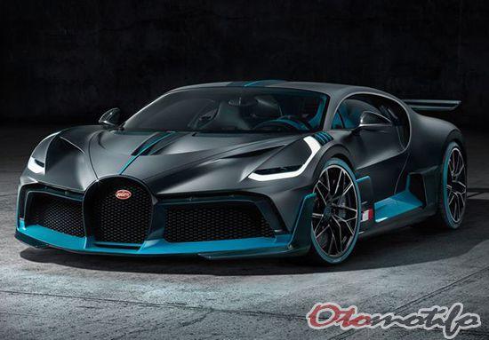 Spesifikasi dan Harga Bugatti Divo