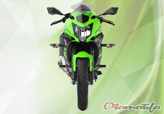 Spesifikasi dan Harga Kawasaki Ninja 150 4 Tak