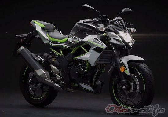 Spesifikasi dan Harga Kawasaki Z150