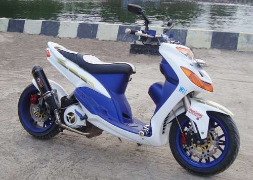 Modifikasi Mio Terbaru 2020 Simple Thailook Sporty