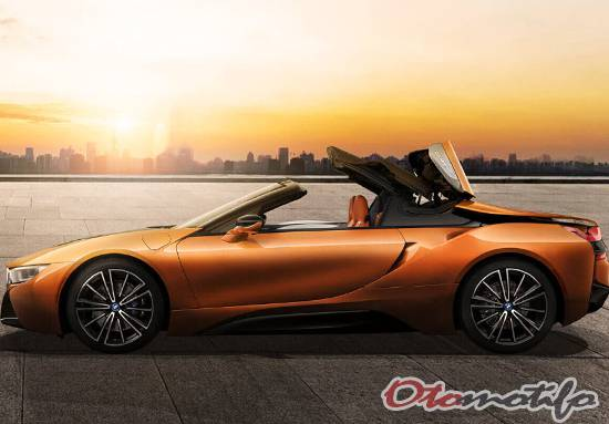 Atap BMW i8 Roadster