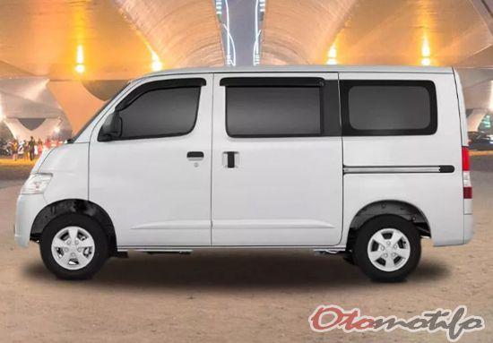 Desain Daihatsu Gran Max