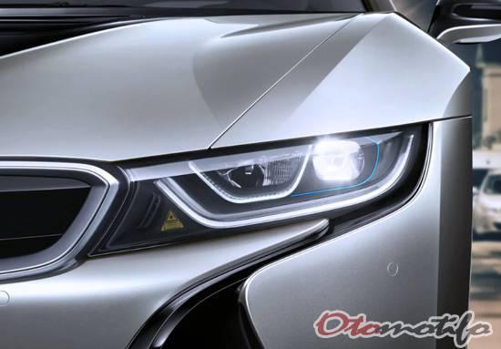 Desain Headlamp BMW i8