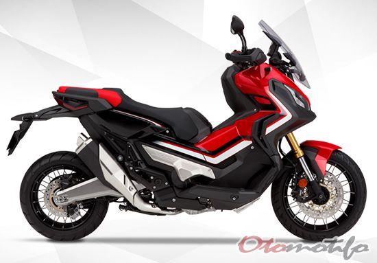 Desain Honda X-ADV