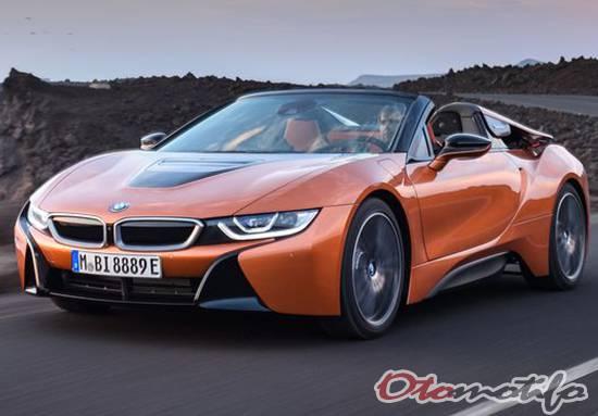 Eksterior BMW i8 Roadster