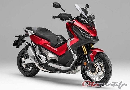 Fitur Honda X-ADV