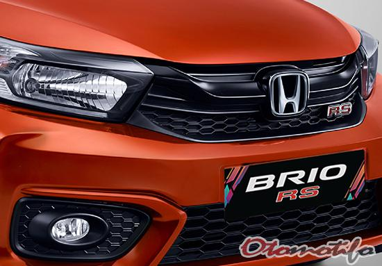 Front Grille Honda Brio RS