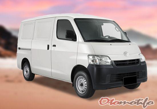 Gambar Daihatsu Gran Max Blind Van