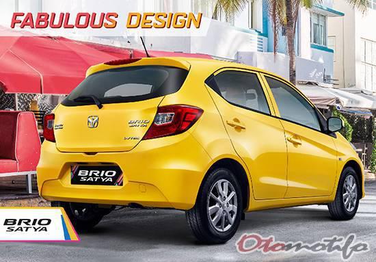 Gambar Honda Brio Satya