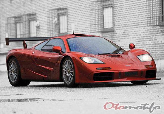 Gambar McLaren F1 'LM-Specification'