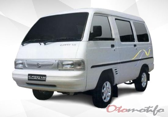 Gambar Suzuki Carry Real Van