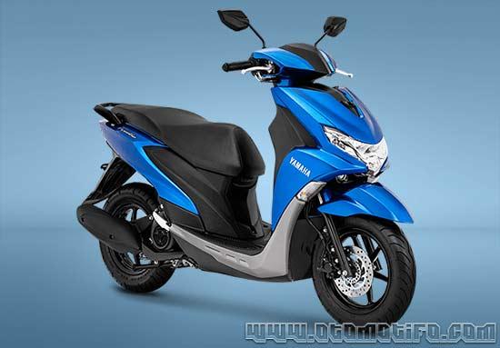 Harga Yamaha FreeGo 2019 : Review, Spesifikasi & Gambar
