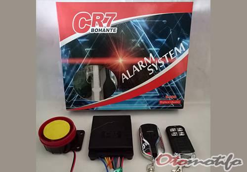 Harga Alarm Motor CR7 Bohante