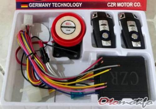 Harga Alarm Motor CZR