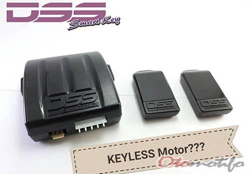 Harga Alarm Motor DSS Smart Key