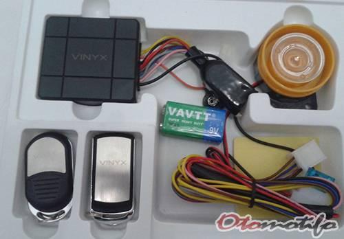 Harga Alarm Motor Vinyx
