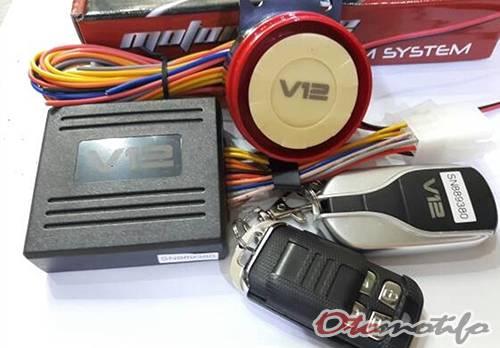 Harga Alarm motor BePro V12