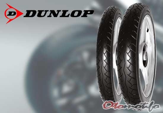 Harga Ban Motor Dunlop D108