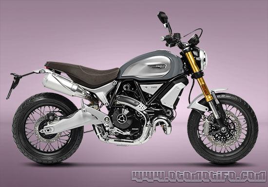 Harga Ducati Scrambler 1100 Special