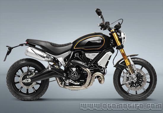 Harga Ducati Scrambler 1100 Sport