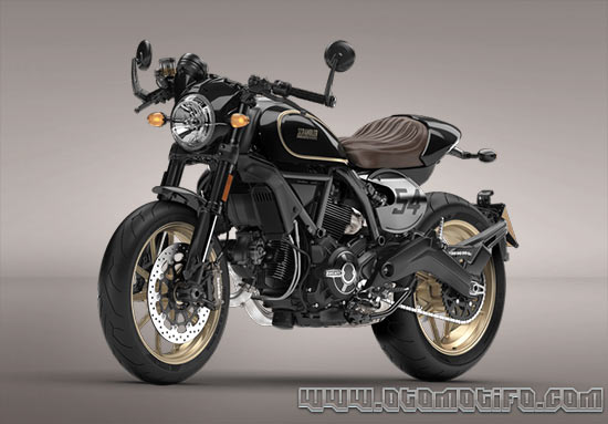 Harga Ducati Scrambler Cafe Racer
