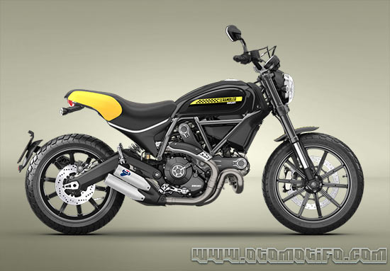 Harga Ducati Scrambler Full Throttle