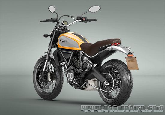 Harga Ducati Scrambler Icon
