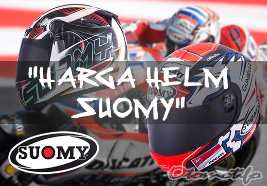 Harga Helm Suomy Full Face