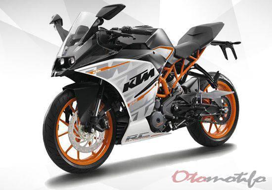 Harga KTM RC 250