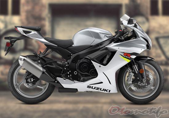 Harga Moge Suzuki GSX-R600