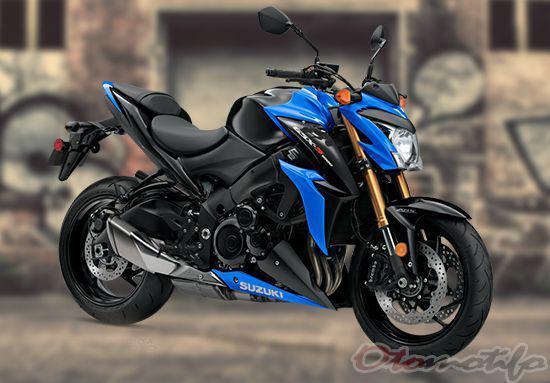 Harga Moge Suzuki GSX-S1000