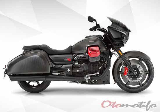 Harga Motor Moto Guzzi MGX-21