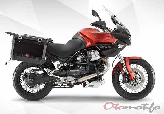 Harga Motor Moto Guzzi Stelvio 1200 NTX
