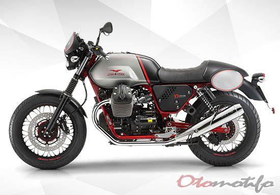 Harga Motor Moto Guzzi V7 II Racer