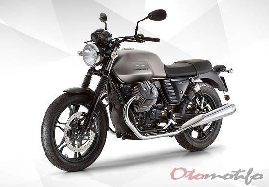 Harga Motor Moto Guzzi V7 II Stone