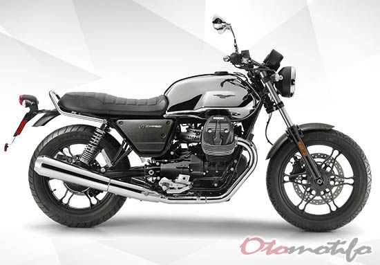 Harga Motor Moto Guzzi V7 III Carbon Shine